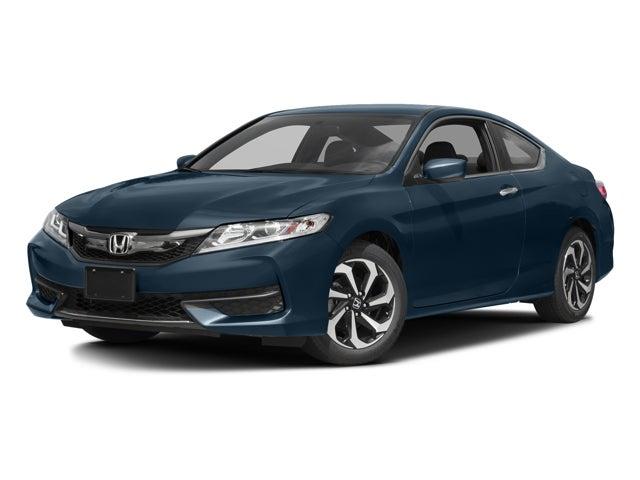 2017 honda accord coupe ex l cvt w navi honda sensing for Honda accord cvt lx
