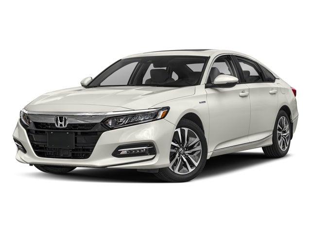 2018 Honda Accord Hybrid Ex L Sedan Hamilton Nj Princeton Ton Freehold New Jersey 1hgcv3f54ja016556