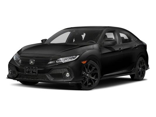 2018 Honda Civic Hatchback Sport Touring Cvt In Hamilton Nj