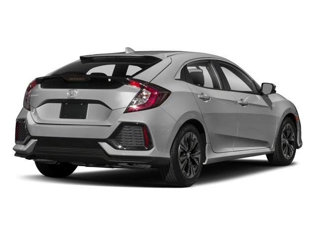 2018 Honda Civic Hatchback EX-L Navi CVT Hamilton NJ | Princeton Trenton Freehold New Jersey ...