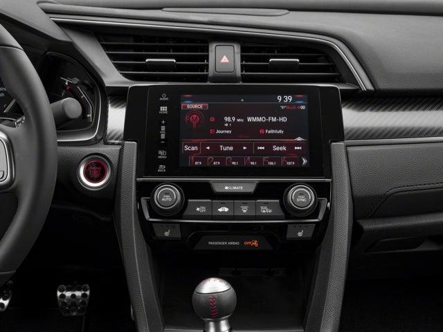 2018 honda civic si sedan hamilton nj princeton trenton for Honda of freehold service