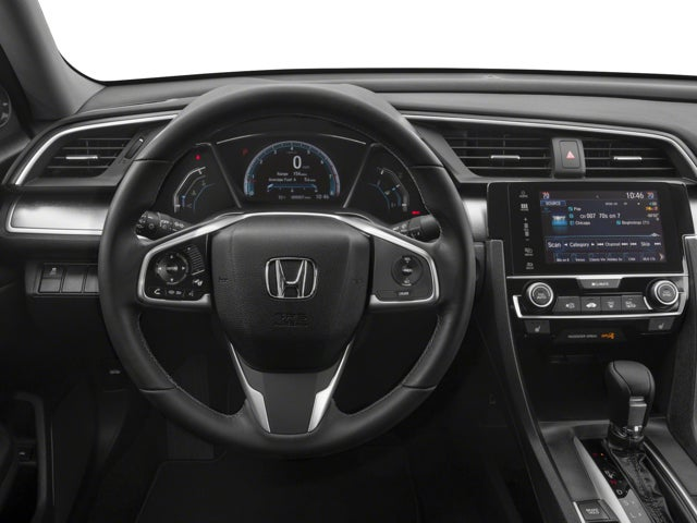 2018 Honda Civic Sedan EX-L CVT Hamilton NJ | Princeton Trenton Freehold New Jersey ...