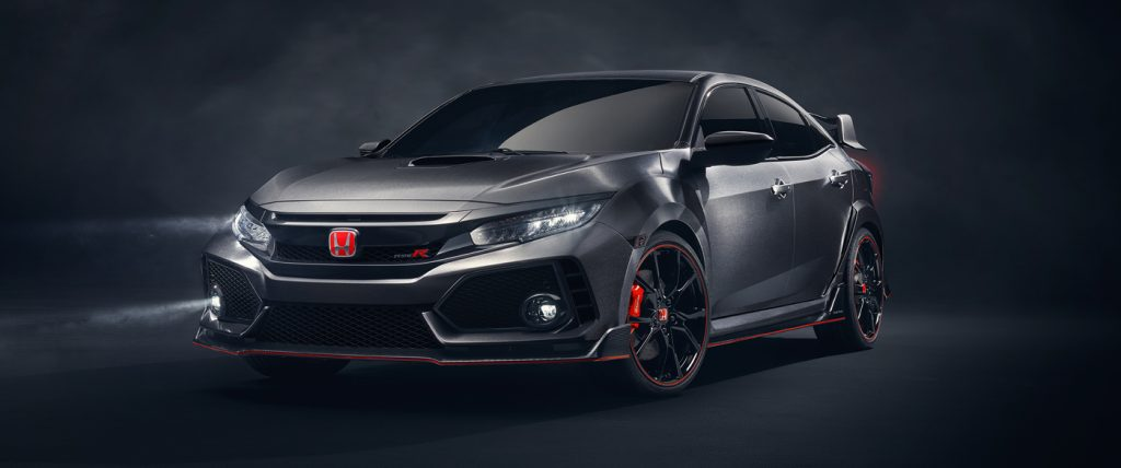 What Is New For The Honda Civic Type R