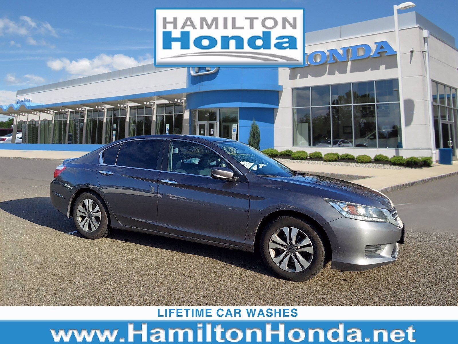 2014 Honda Accord Sedan LX In Hamilton, NJ   Hamilton Honda