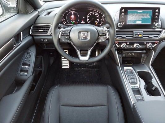 2021 Honda Accord Sport 2.0T Auto Hamilton NJ | Princeton ...