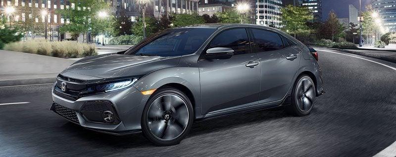 2018 Honda Civic Hatchback Review