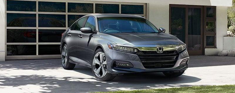 2018 Honda Accord 2017