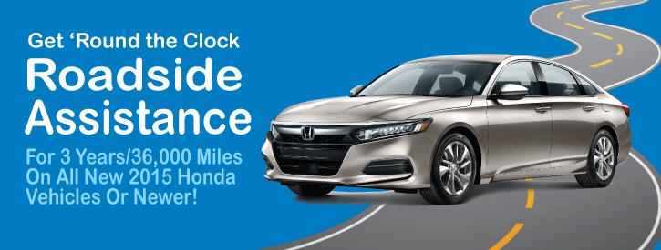 Honda Roadside Assistance >> Honda Roadside Assistance Near Hamilton West Windsor